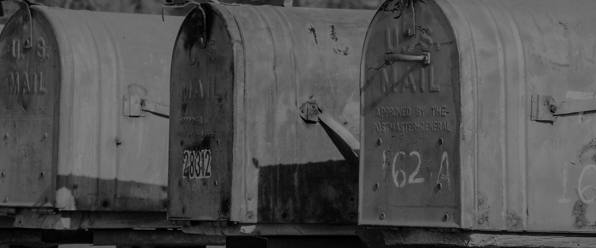 Mail Boxes - Contact US